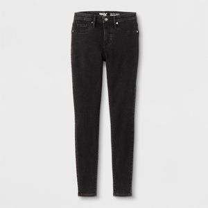Mossimo High Rise Jegging BLACK NWT 10 SHORT
